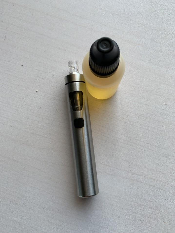 vaping olive oil